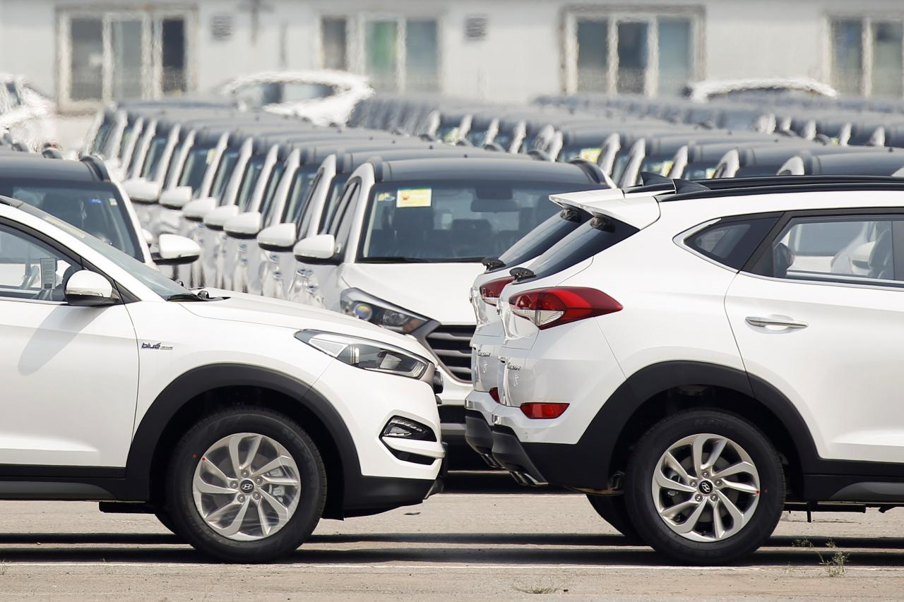 Waduh hyundai motor company catat penurun penjualan for Hyundai motor finance corporate office