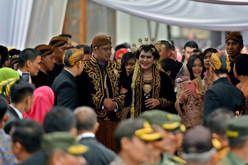 Image Result For Resepsi Pernikahan Anak Jokowi