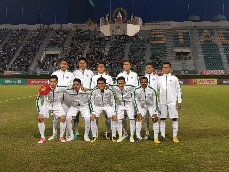 Jadwal Siaran Langsung Timnas Indonesia U23 vs Suriah U23, Live di RCTI dan Okezone : Okezone Bola