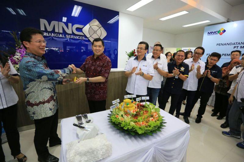 BHIT Resmikan MNC Financial Service Office di Medan, Hary Tanoe: Pelayanan Lebih Cepat dan Maksimal : Okezone Economy