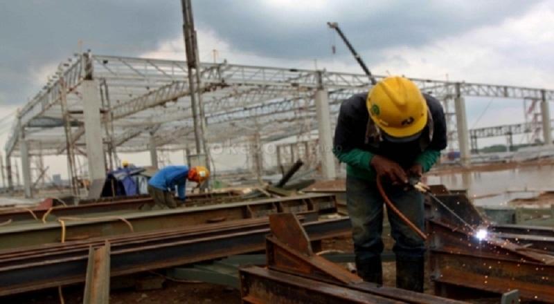 KRAS Marak Proyek Infrastruktur, Industri Baja Jadi Pilar Kekuatan Ekonomi Negara : Okezone Economy