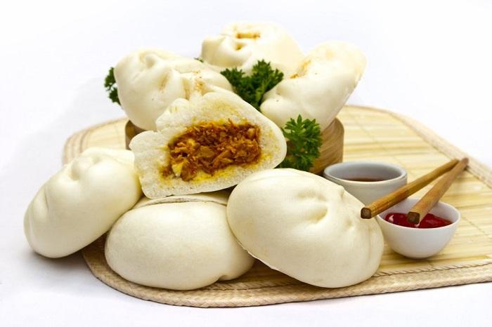 Resep Bakpao Mini Isi Ayam Untuk Camilan Sore Empuk Dan Enak Okezone Lifestyle