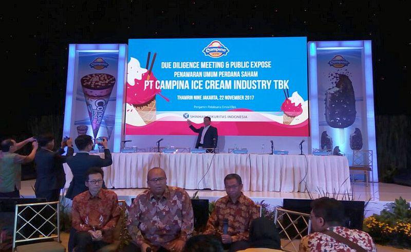 CAMP Tebus Utang, Campina Berencana IPO Rp310-Rp400 Saham : Okezone Economy