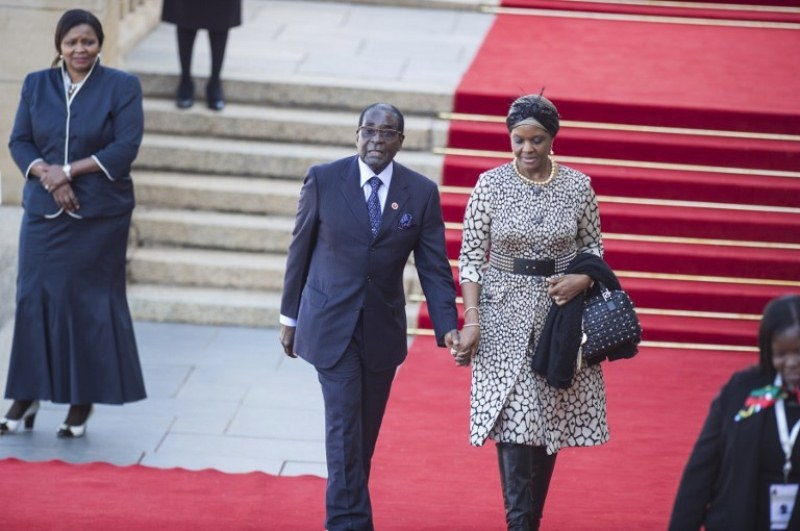 Bona Mugabe Instagram