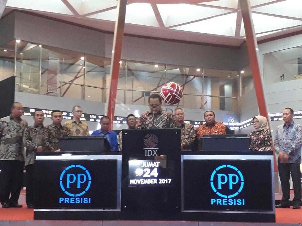 PTPP Kembangkan Bisnis Baru, PP Presisi Incar Kontrak Baru Rp8 Triliun : Okezone Economy