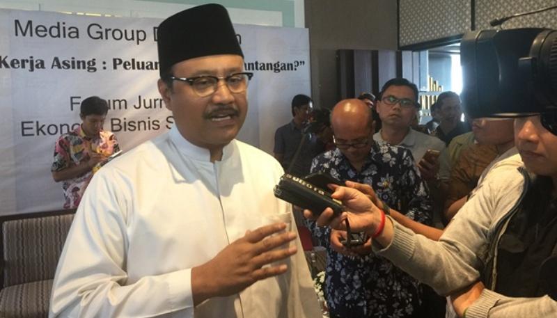 Tebar Pesona, Gus Ipul-Anas Langsung Blusukan di Jatim
