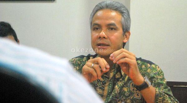 PDIP Pertimbangkan 2 Nama Usulan PAN untuk Pendamping Ganjar di Pilgub Jateng