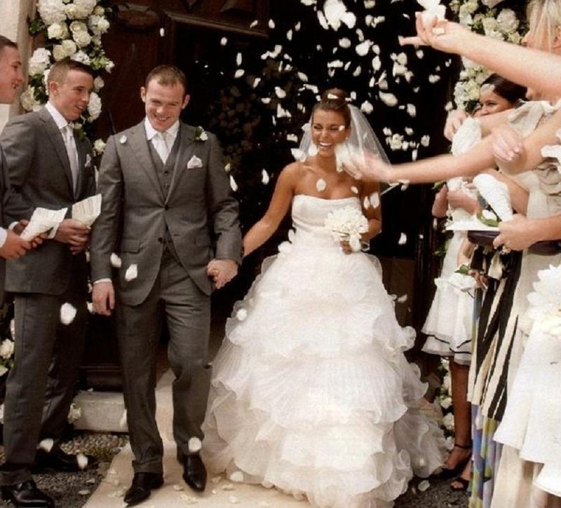 Lima Pernikahan Paling Mahal Di Dunia Nomor Dua Wayne Rooney