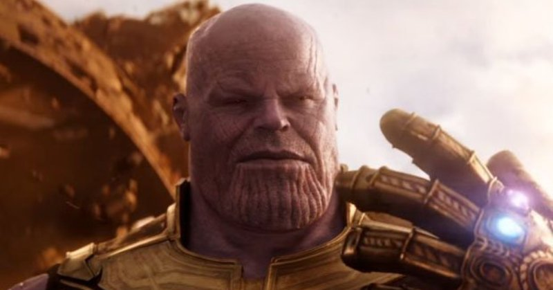 First Reaction Nonton Avengers Infinity War Marvel Sajikan