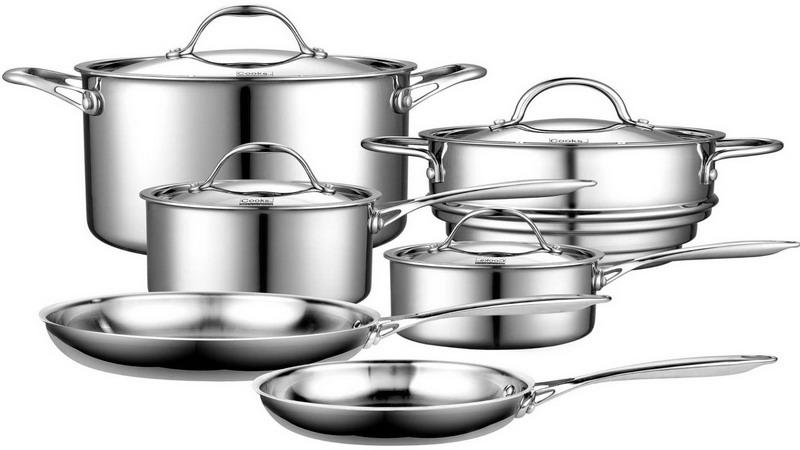 Https Img Z Okeinfo Content 2017 12 11 298 1828685 5 Cara Membersihkan Peralatan Dapur Berbahan Stainless Steel