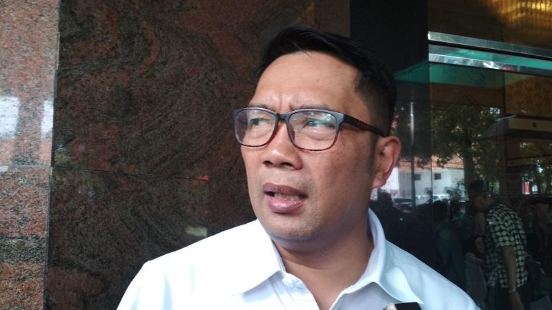Ridwan Kamil Cuek Tanggapi Golkar Jabar yang Minta DPP Tarik SK Pengusungan