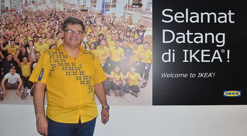 HERO Bos IKEA Indonesia Mundur, Apa Alasannya? : Okezone Economy