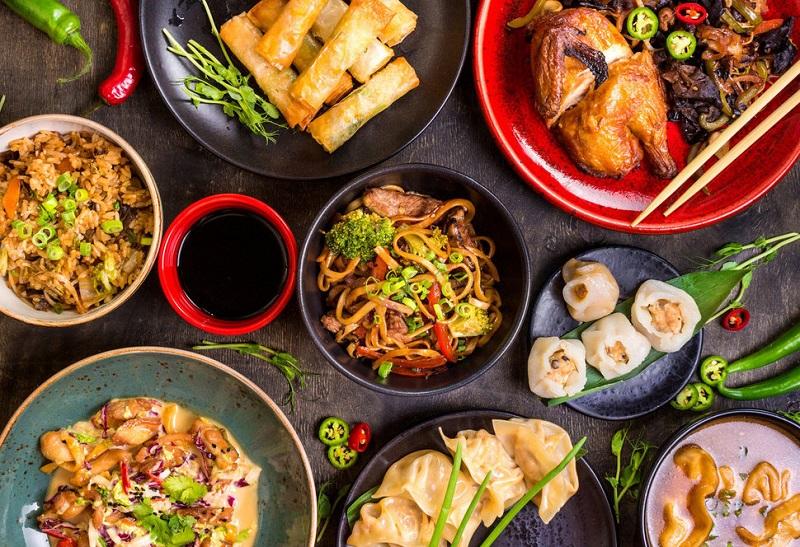 Masakan Asia Hingga Jajanan Kekinian Masih Berlanjut Jadi