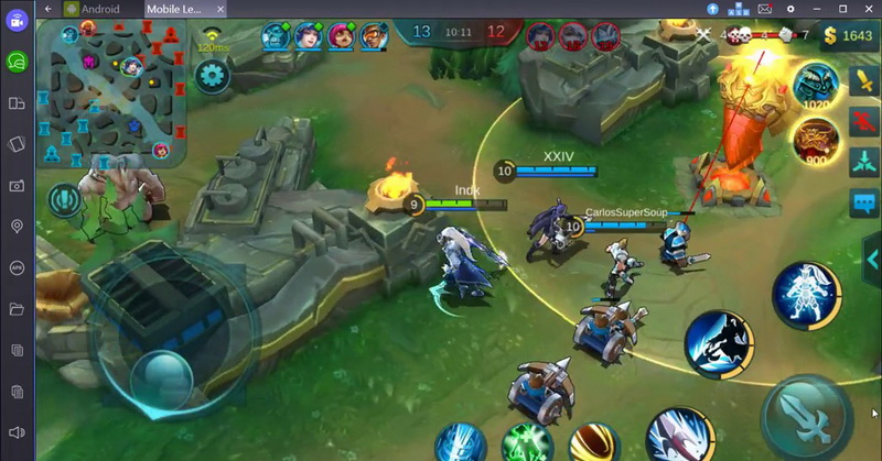 Ini Cara Main Mobile Legends: Bang Bang di PC : Okezone techno
