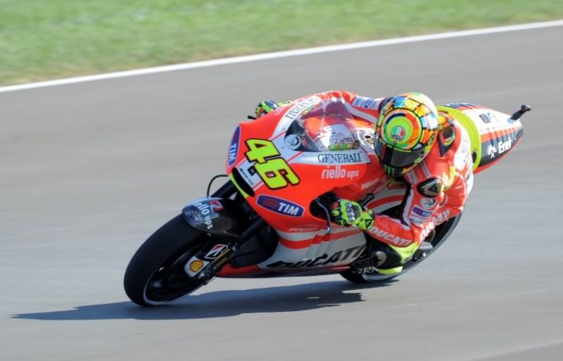 Valentino Rossi Pilih Gabung Ducati karena Ingin ...