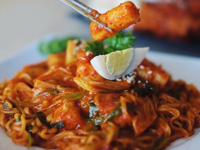 5 Rekomendasi Resto Kuliner Korea Halal Di Jakarta Okezone Lifestyle