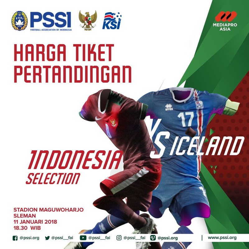 Epl Matches Live On Rcti Indonesia Tv Channel: Jadwal Siaran Langsung Indonesia Selection Vs Islandia
