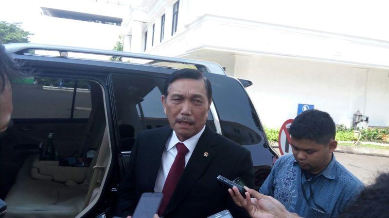 ARTI 3 Syarat Menko Luhut Agar Ratu Prabu Diizinkan Bangun LRT : Okezone Economy