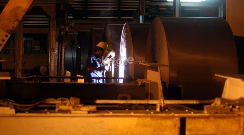 KRAS Kemenperin Kebut Pembanguan Klaster Industri Baja di 3 Wilayah : Okezone Economy