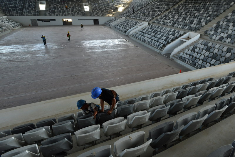 BWF Puas dengan Renovasi Istora Senayan : Okezone Sports