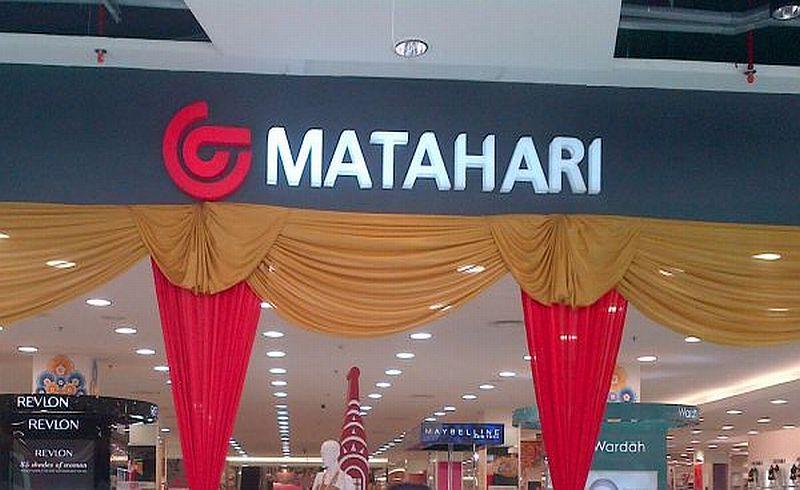 LPPF Digugat Pasaraya, Begini Alasan Matahari Departement Store : Okezone Economy