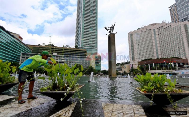 PLIN GI Mati Lampu, Banyak Pengunjung Pindah ke Plaza Indonesia : Okezone Economy