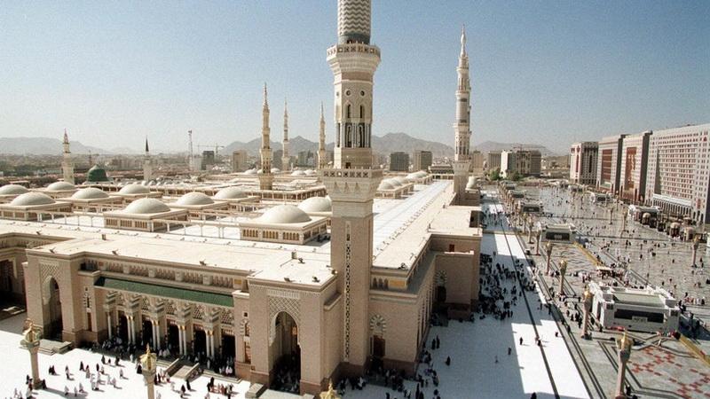9 Fakta Unik Tentang Masjid Nabawi Okezone Lifestyle