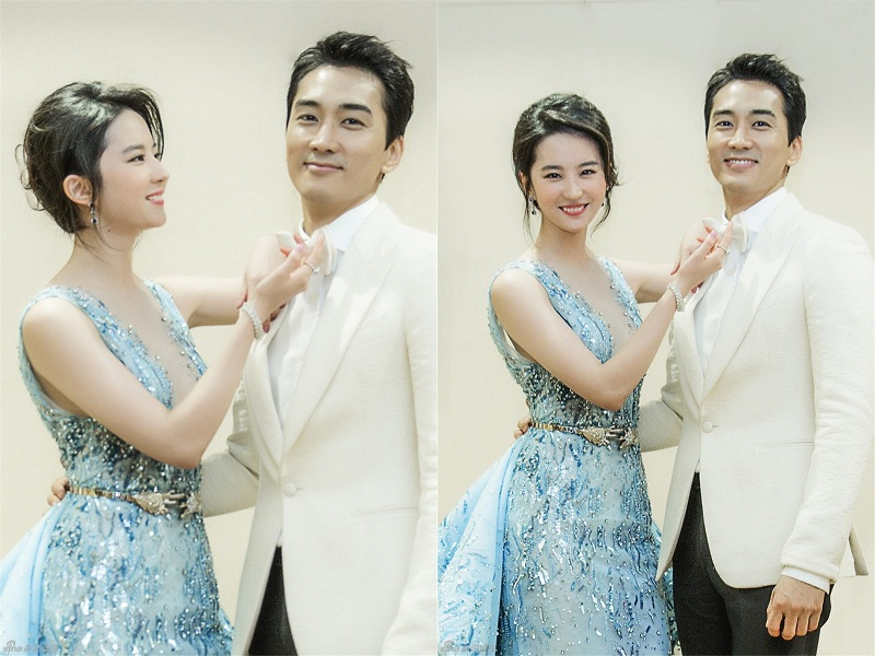 Song Seung Heon Dan Liu Yifei Resmi Putus Okezone Celebrity