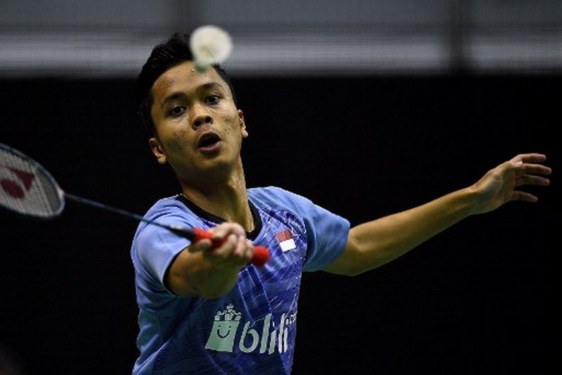 Anthony Ginting Susah Payah Kalahkan Chen Long di ...