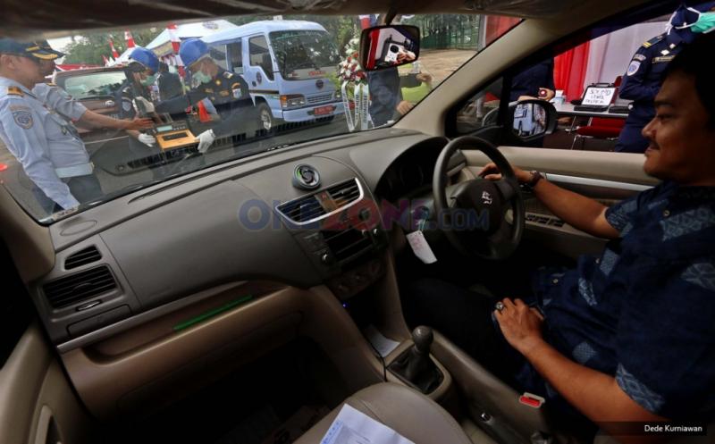 demo driver taksi online