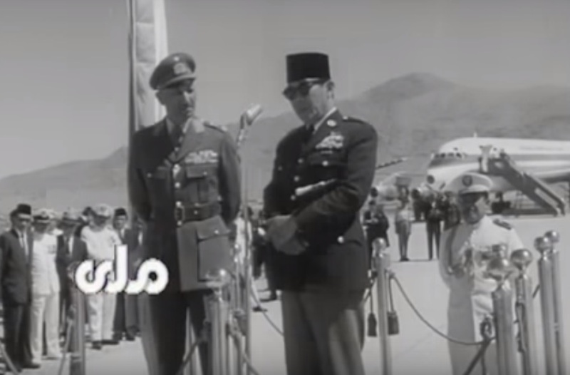 Kedatangan Presiden Soekarno Disambut Meriah Di Afghanistan 57 Tahun Lalu Okezone News