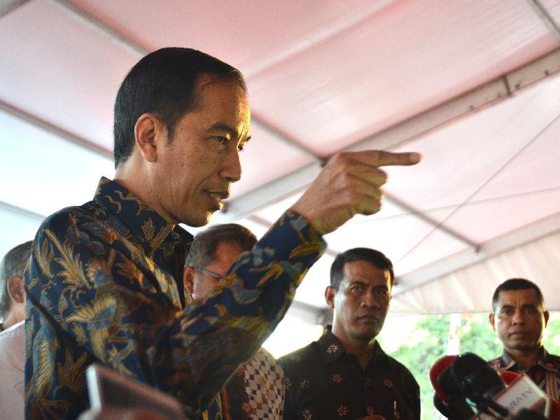 PTSP Baru 10 Provinsi, Jokowi Desak Pemda Bentuk Satgas Percepatan Pelaksanaan Berusaha : Okezone Economy