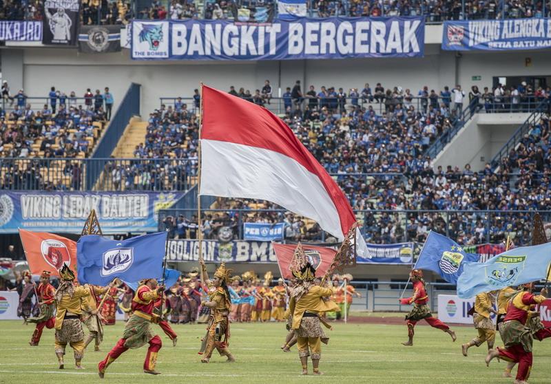 Persib Berpotensi Tak Bisa Berkandang Di Gbla Pada Liga 1