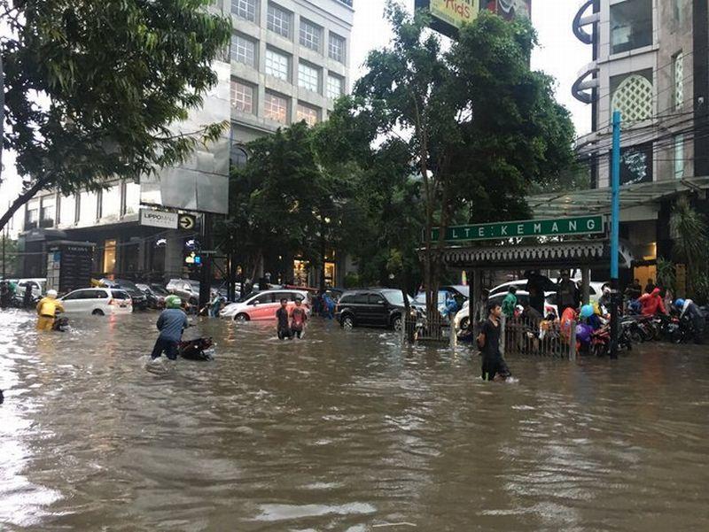 Banjir Jakarta, Alih Fungsi Lahan Disebut Jadi Penyebabnya ...