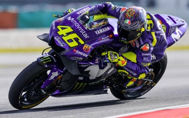 Performa Motor Yamaha Buat Rossi Pesimis Sambut Motogp 2018