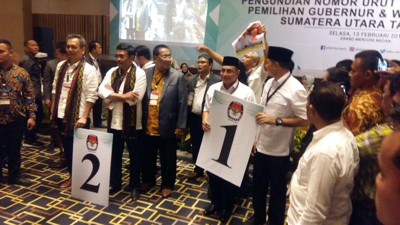Pendukung JR Saragih Putar Haluan Dukung Eramas di Pilgub Sumut
