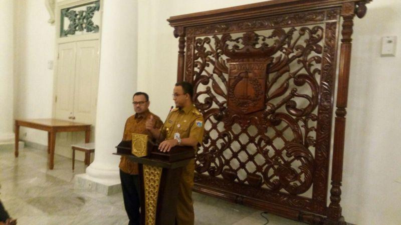 Anies Bocorkan Rahasia Sukses Pilkada DKI ke Cagub Sudirman Said
