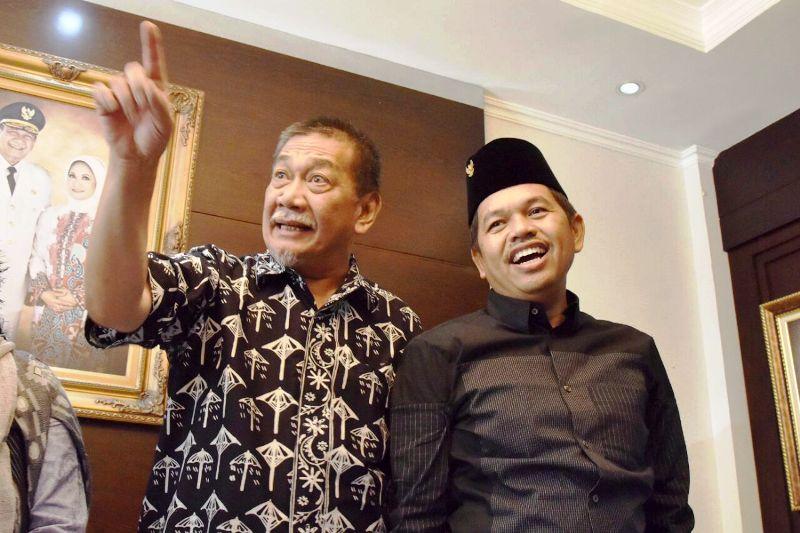 Akan Ada Sawah Abadi di Jawa Barat Jika Deddy Mizwar dan Dedi Mulyadi Memimpin