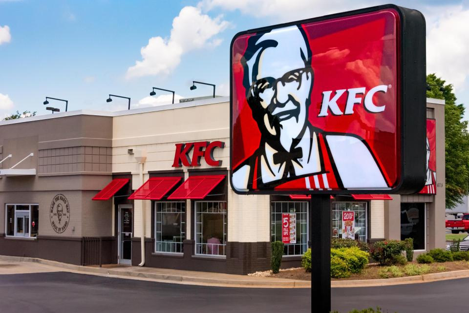 Gerai KFC Senopati Kembali Langgar Aturan
