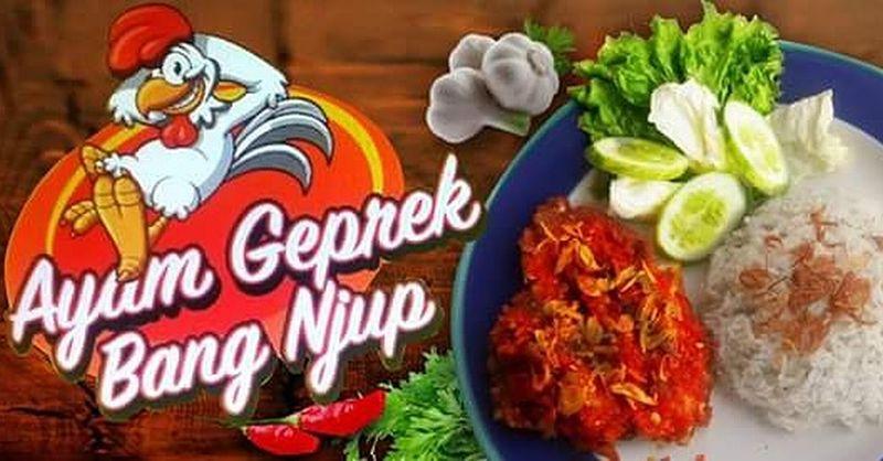 Ayam Geprek Bang Njup Ramai Pembeli Tanpa Lupakan Sedekah Setiap Jumat Okezone Economy