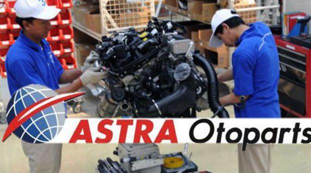 AUTO Astra Otopart Raup Untung Rp551,4 Miliar : Okezone Economy