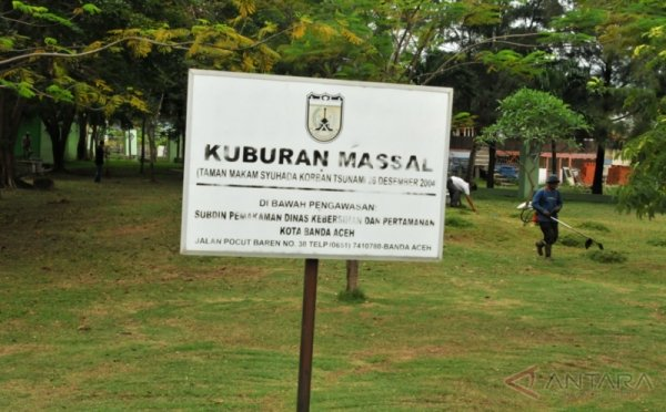 Hasil gambar untuk Kuburan Massal, Salah Satu Tempat Angker Aceh