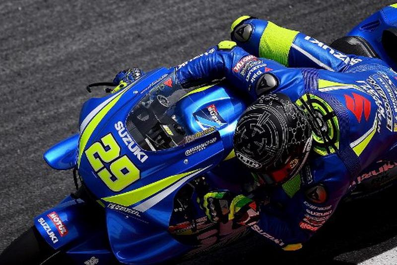 Iannone Kecewa Absen Pada Hari Ketiga Tes Pramusim Motogp Qatar 2018