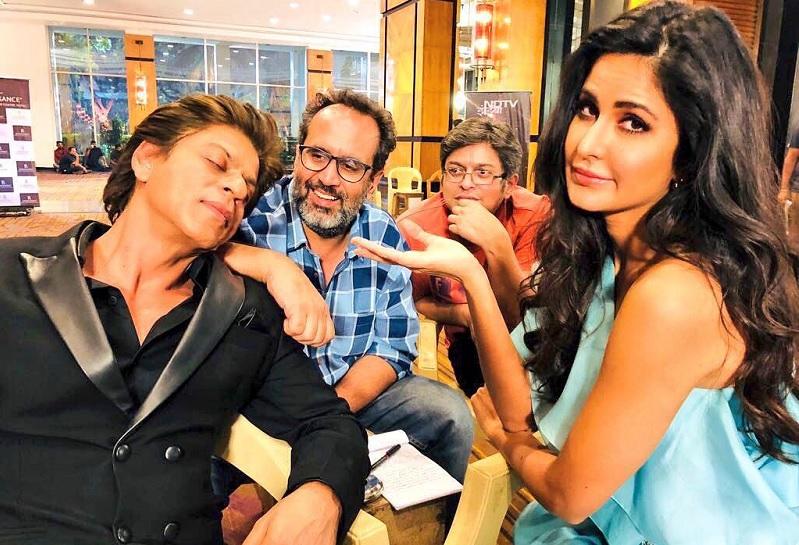 Shah Rukh Khan Tak Akan Jadi Pacar Katrina Kaif Di Film Zero Okezone Celebrity