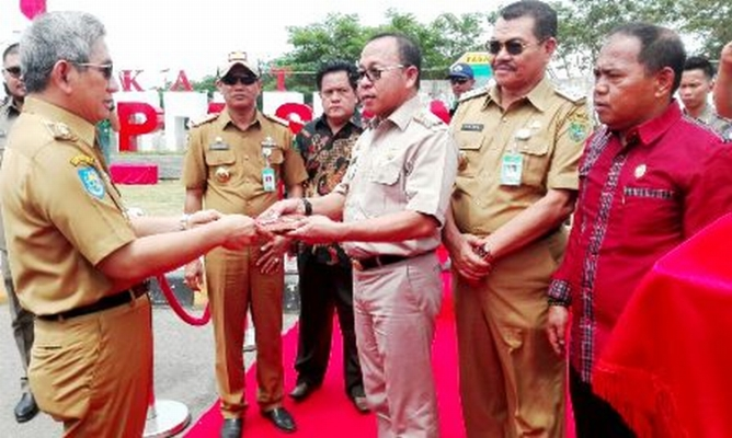 Mamuju Utara Resmi Berganti Nama Jadi Kabupaten Pasangkayu Okezone News
