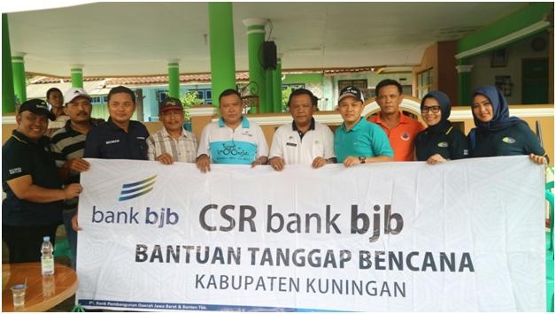 Bank bjb dan Serikat Karyawan Bantu Korban Banjir di ...