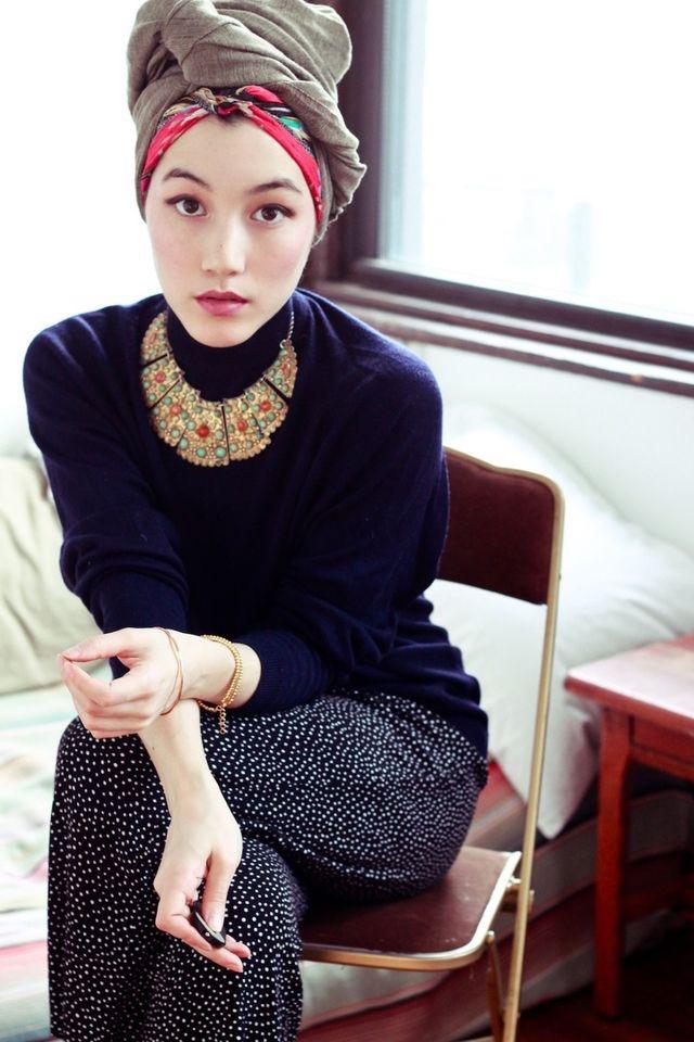 Tips Bergaya Modest Fashion ala Jepang yang Bikin Tampilan Lebih Fresh
