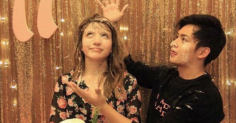 Ulang Tahun Cassandre Lee Dapat Surprise Dari Pacar Dan Sahabat Okezone Celebrity