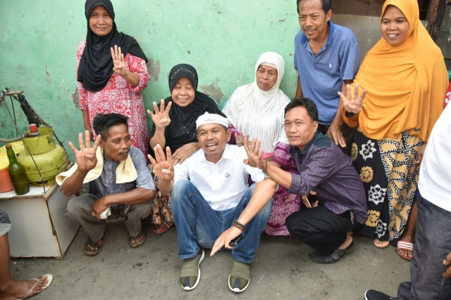 Dedi Mulyadi Usul Pembangunan PLTS untuk Penanganan Banjir Sekaligus Sampah di Bekasi