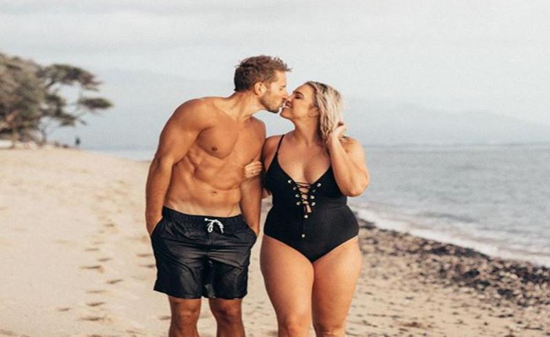 https: img.okezone.com content 2018 03 21 196 1875782 punya-suami-ganteng-perempuan-size-plus-ini-buktikan-cinta-tak-harus-berdasarkan-fisik-ZuB625N9yx.jpg